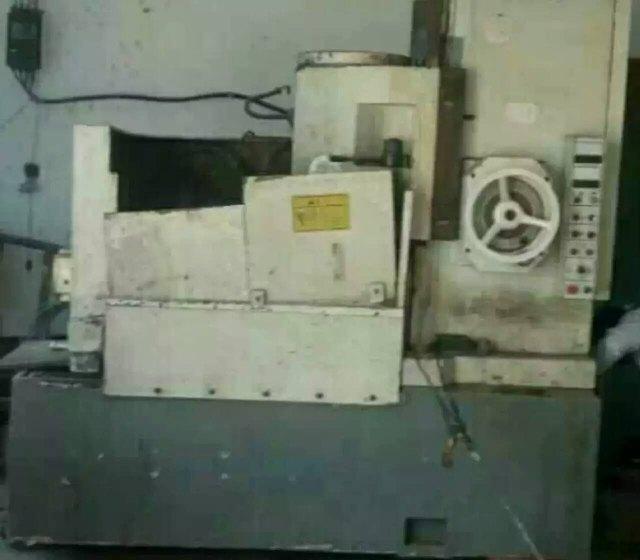 年朝阳北方产立轴圆台平面磨床,2007年设备,朝阳北方机床产,型号m7475