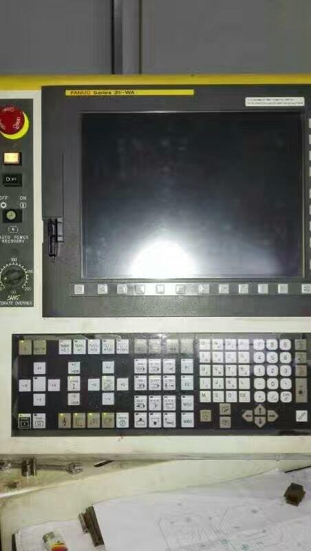 数控设备 数控车床  出售2009年在位北村原装精密排刀数控车 发那科