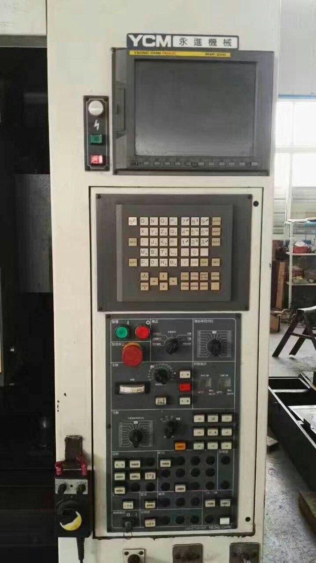 出售2011年永进fv-56t加工中心